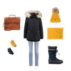 Pikowane śniegowce. Zobacz nasze stylizacje z tymi ciepłymi butami