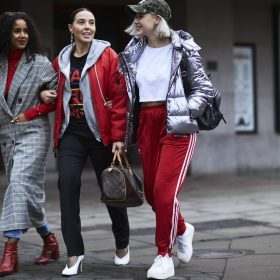 Trend stycznia 2018: ubrania sportowe