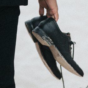 Męskie buty eleganckie