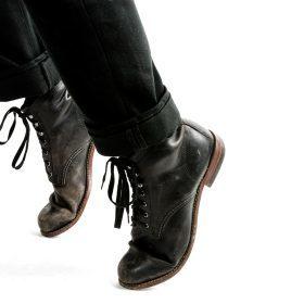 Męskie buty kryte