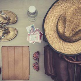 Taka torba weekendowa jest przydatna na krótkie wyjazdy