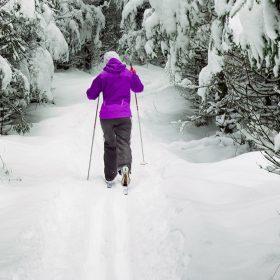 Damska odzież narciarska