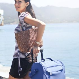 Damskie torby podróżne i weekendowe