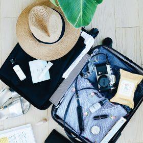 Damskie walizki