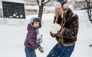 moda na zime dla dzieci