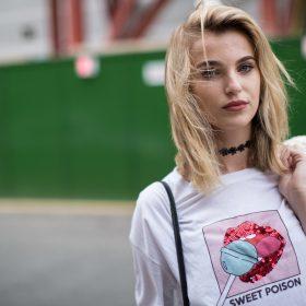 Damskie t-shirty z krótkim rękawem