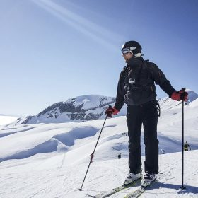 Męskie akcesoria narciarskie