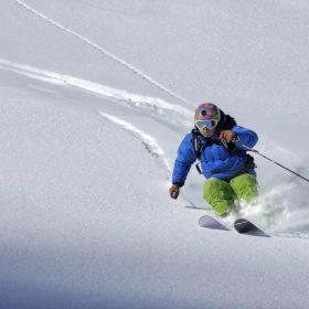 Męska odzież narciarska