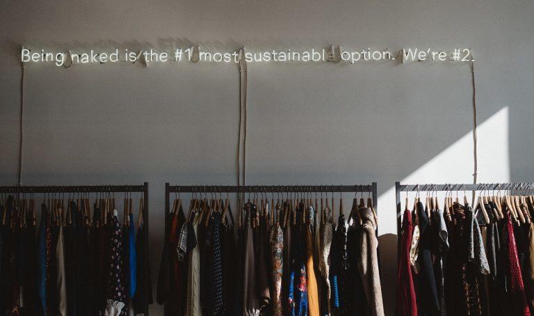 Zrównoważona moda - zakupy zgodne z naturą