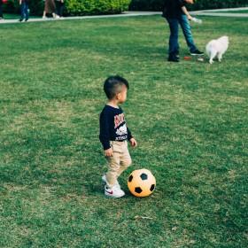 Dziecięce obuwie sportowe
