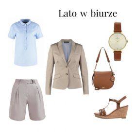 Dress code na lato w miescie