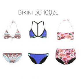 5 modnych bikini za mniej niż 100 zł!
