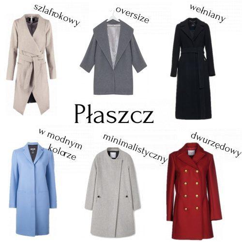 Płaszcze, kurtki, bomberki...