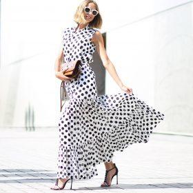 Maxi sukienki na lato