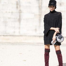 Czarny jest w modzie od lat. W 7. punktach przekonujemy, dlaczego warto nosić ten kolor.