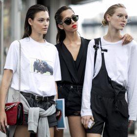 10 sposobów na to żeby czarne ubrania nie płowiały