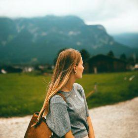 W sezonie jesiennym nosimy duże torby
