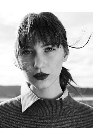 Kobieta Swetry i Pulowery - Zara SWETER Z RĘKAWEM TYPU NIETOPERZ - Dostępny w innych kolorach