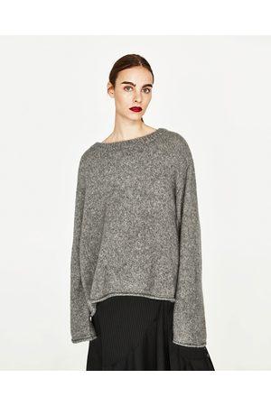 Kobieta Swetry i Pulowery - Zara SWETER OVERSIZE - Dostępny w innych kolorach