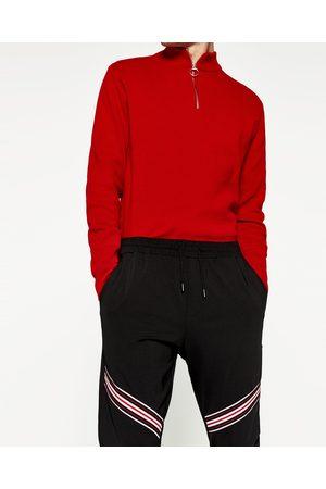 Mężczyzna Spodnie - Zara SPODNIE SPORTOWE