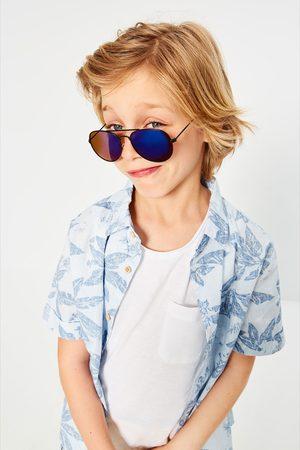 Chłopiec Okulary przeciwsłoneczne - Zara OKULARY W METALOWEJ OPRAWCE