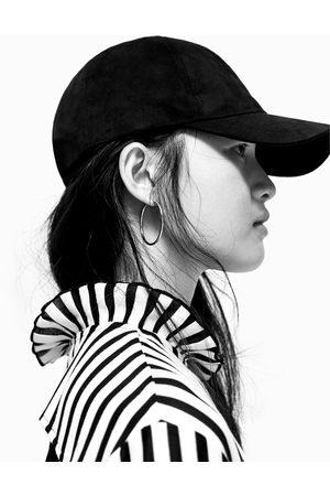 Kobieta T-shirty - Zara KOSZULKA W PASKI Z WIĄZANIEM Z TYŁU
