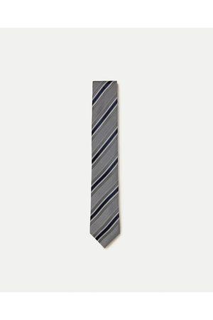 Mężczyzna Krawaty - Zara KRAWAT Z TKANINY ŻAKARDOWEJ