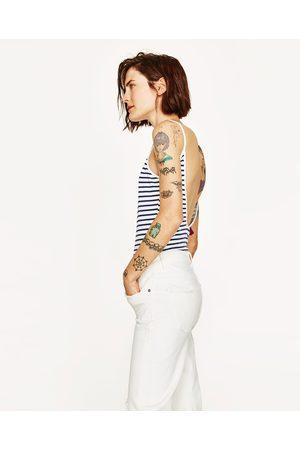 Kobieta Body - Zara BODY Z ODKRYTYMI PLECAMI - Dostępny w innych kolorach