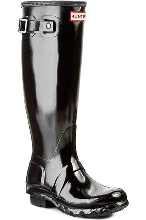 Hunter Kalosze - Original Gloss W23616 Black