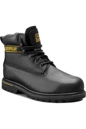 CATerpillar Industrial Mężczyzna Buty sznurowane - Trapery - Holton St P708030 Black