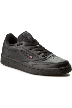 Reebok Buty - Club C 85 AR0454 Black/Charcoal