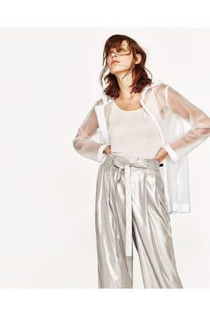 Kobieta Culottes - Zara SPODNIE TYPU CULOTTE - Dostępny w innych kolorach