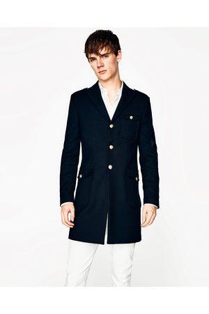 Stylu wojskowym Męskie Płaszcze, porównaj ceny i kup online