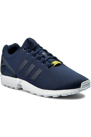adidas Buty - Zx Flux M19841 Darkblue/Darkblue/Co