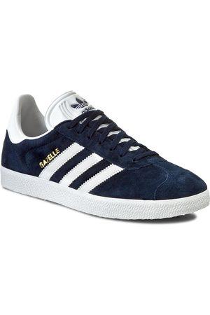 adidas Buty - Gazelle BB5478 Conavy/White/Goldmt