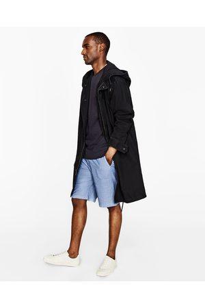 3781fa0f26e4a czerwona męskie spodnie i jeansy Zara, porównaj ceny i kup online