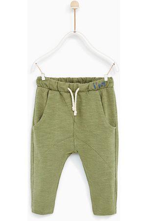 spodnie chłopięce spodnie z szeroką nogawką Zara, porównaj