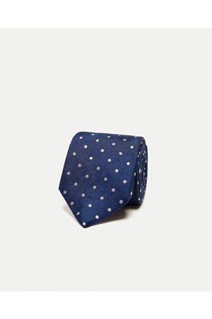 Mężczyzna Krawaty - Zara KRAWAT W KROPKI