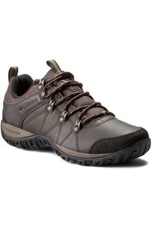Columbia Mężczyzna Buty trekkingowe - Trekkingi - Peakfreak Venture Waterproof BM3992 Cordovan/Squash 231