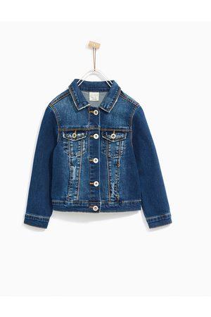 dzieciece kurtki jeansowe