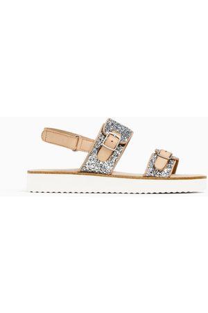 modna dziewczęce sandały Zara, porównaj ceny i kup online