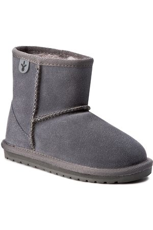 Emu Buty - Wallaby Mini K10103 Charcoal/Anthracite