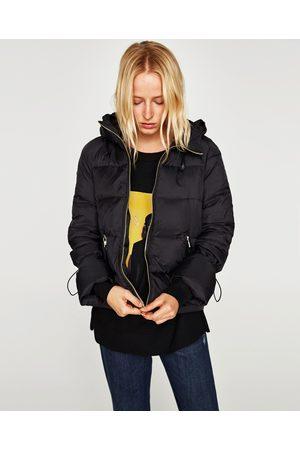 14cdd00b24034 pikowana kapturem damskie kurtki Zara, porównaj ceny i kup online