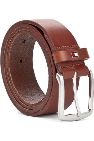 Tommy Hilfiger Mężczyzna Paski - Pasek Męski - New Denton Belt 4.0 E367863162 95 257