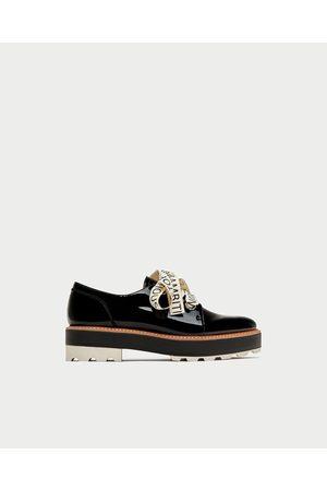 ca1fffb366c53 lakierowane damskie obuwie Zara, porównaj ceny i kup online