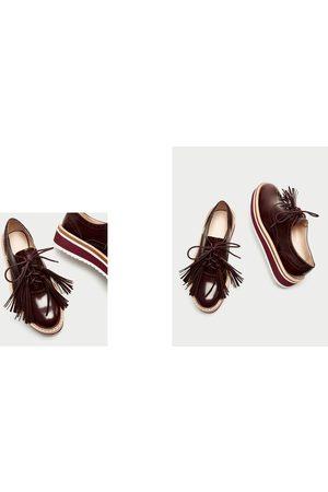 6ba8f610 buty derby damskie platformy Zara, porównaj ceny i kup online
