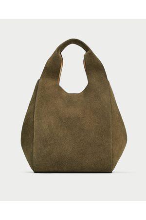 21e8f42da10ed ozdobne damskie torby worki Zara, porównaj ceny i kup online
