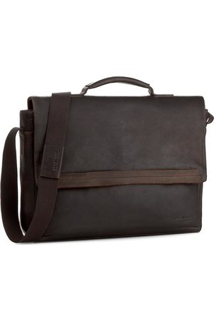 Strellson Torba na laptopa - Camden 4010002282 Dark Brown 702