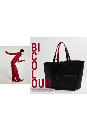 8aa4f858653c9 innych kolorach damskie torby shopper Zara, porównaj ceny i kup online