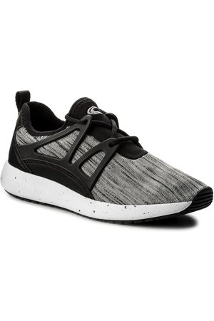 Camel Active Sneakersy - Spring 865.71.01 Lt Grey/Black